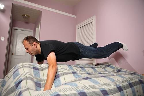 jump bed