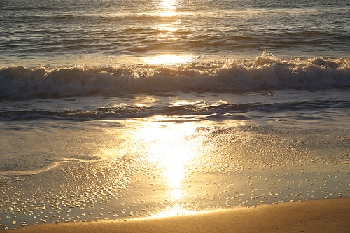 A heartwarming sunset