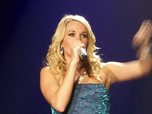 carrie underwood...little big town 246