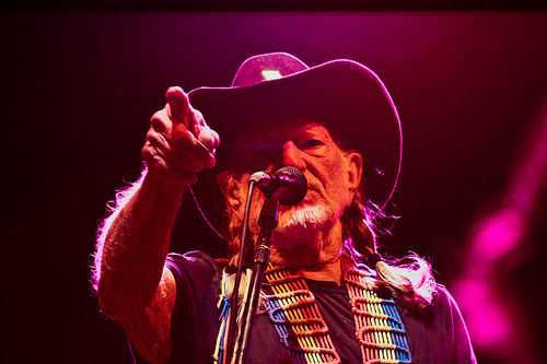 Willie Nelson / Country Throwdown 2011