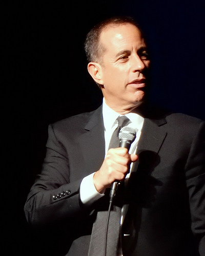 Jerry Seinfeld at the Beacon Theater