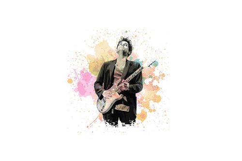 John Mayer Color Splash