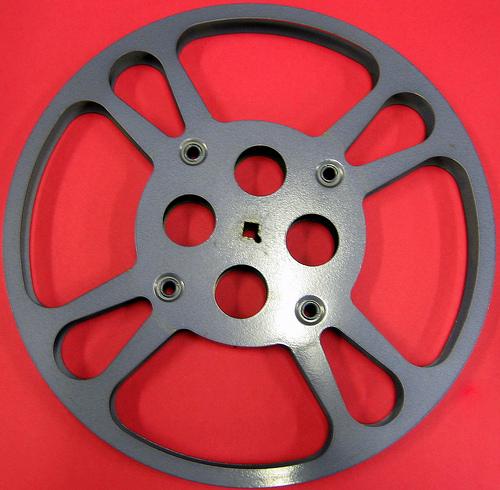 Film Reel ~ Squared Circle