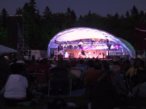 2007 Winnipeg Folk Festival