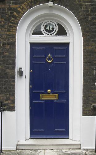 Islington door
